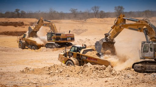 Minergy's Botswana opencast coal mine project springs to life